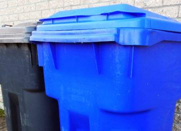 Collecte des déchets et récupération