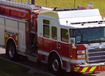 Sécurité publique : pompiers
